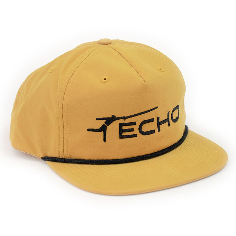 Boné ECHO Logo GOLD