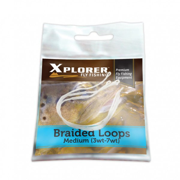 Braided Loop Connectors Xplorer (3 un)