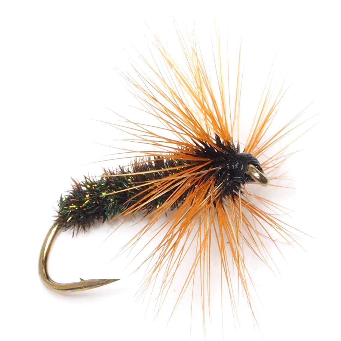 Brown Hackle Wet Fly