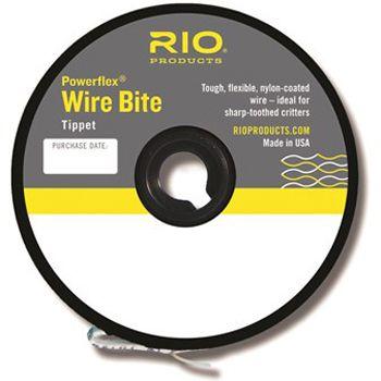 Cabo de Aço Rio Powerflex Wire Bite Tippet
