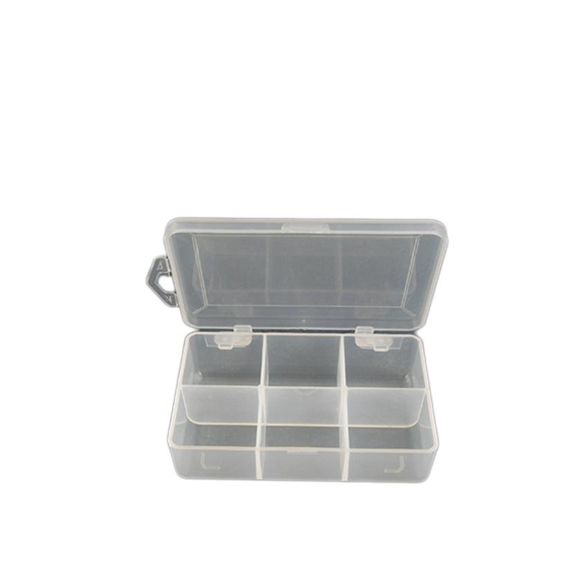 Caixa Utility Box 6-6 Anglers Image (11,5 x 8 cm)