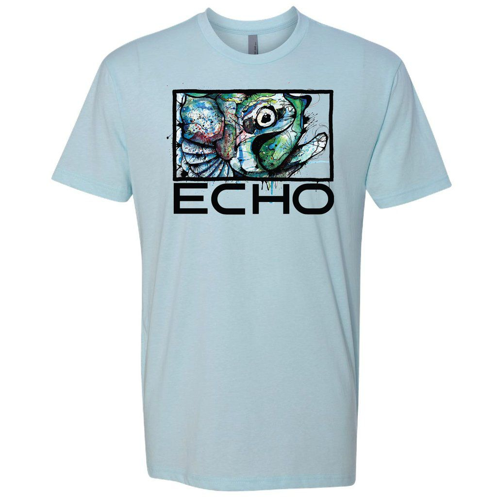 Camiseta ECHO RAKart Tarpon Print