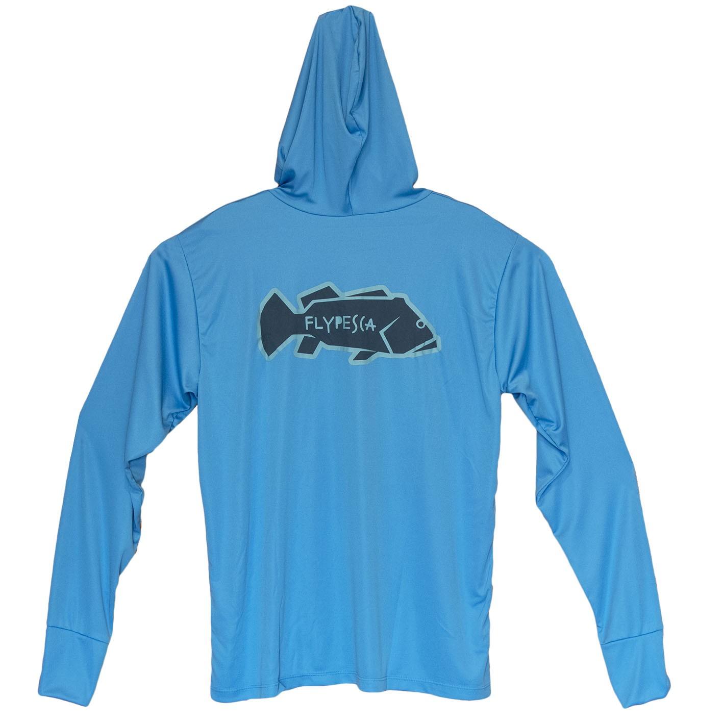 Camiseta UV Hoodie Tucuna