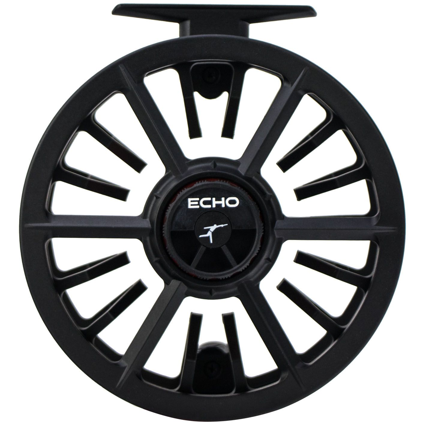 Carretilha de Fly ECHO Bravo, Alumínio, Freio Selado, Super Robusta