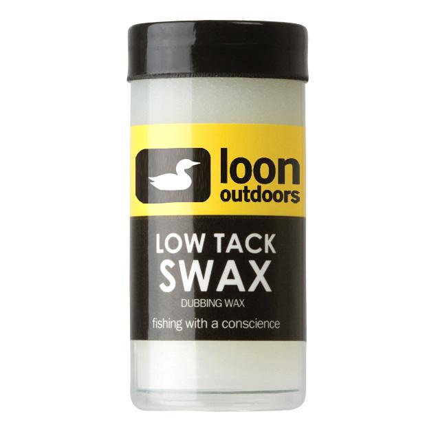 Cera para Dubbing Loon Outdoors Low Tack Swax (1oz)