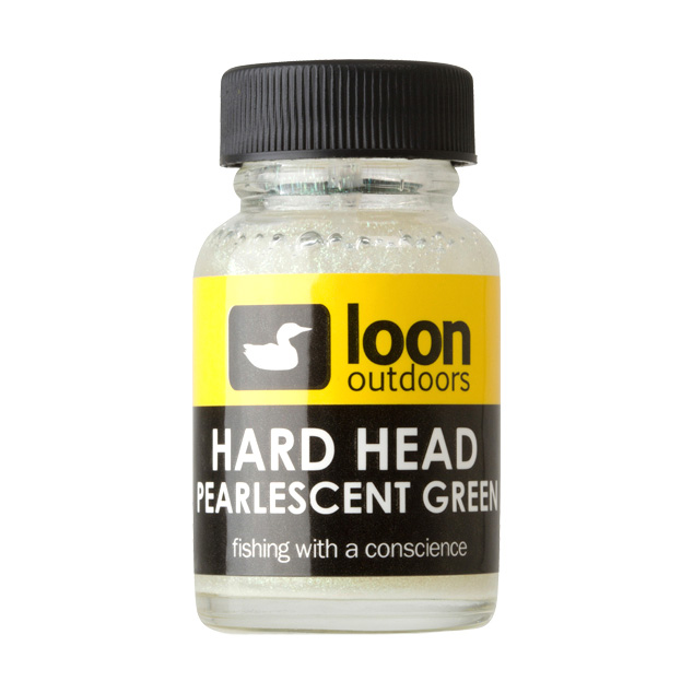 Cimento Espesso Loon Outdoors Hard Head Pearlescent (1oz)