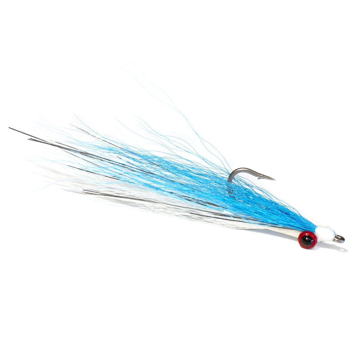 Clouser Minnow Bucktail (#1/0)