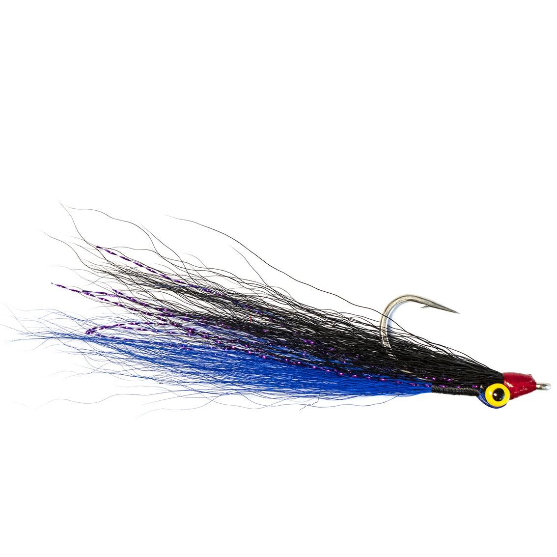 Clouser Minnow Bucktail (#1/0)