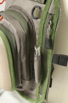 Colete Mochila Airflo Outlander Vest and 25 Lt Back Pack