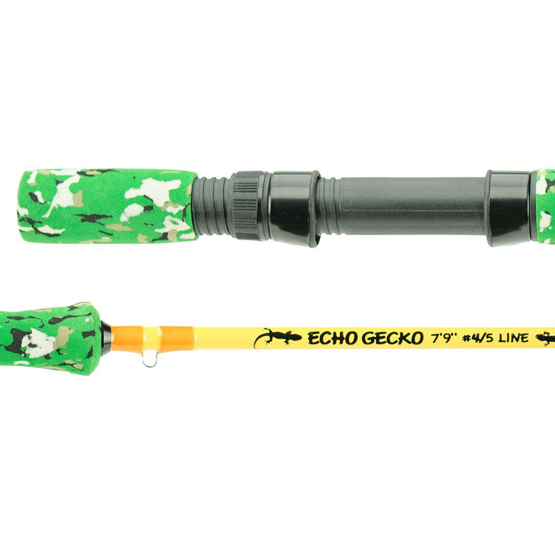 Conjunto de Fly ECHO Gecko