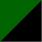 Verde escuro e Preto