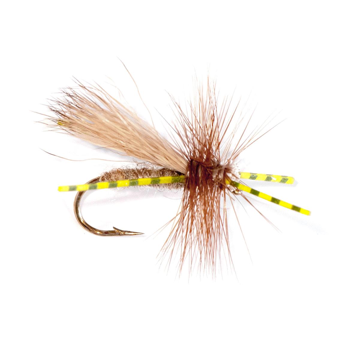 Elk Hair Caddis Rubber Legs