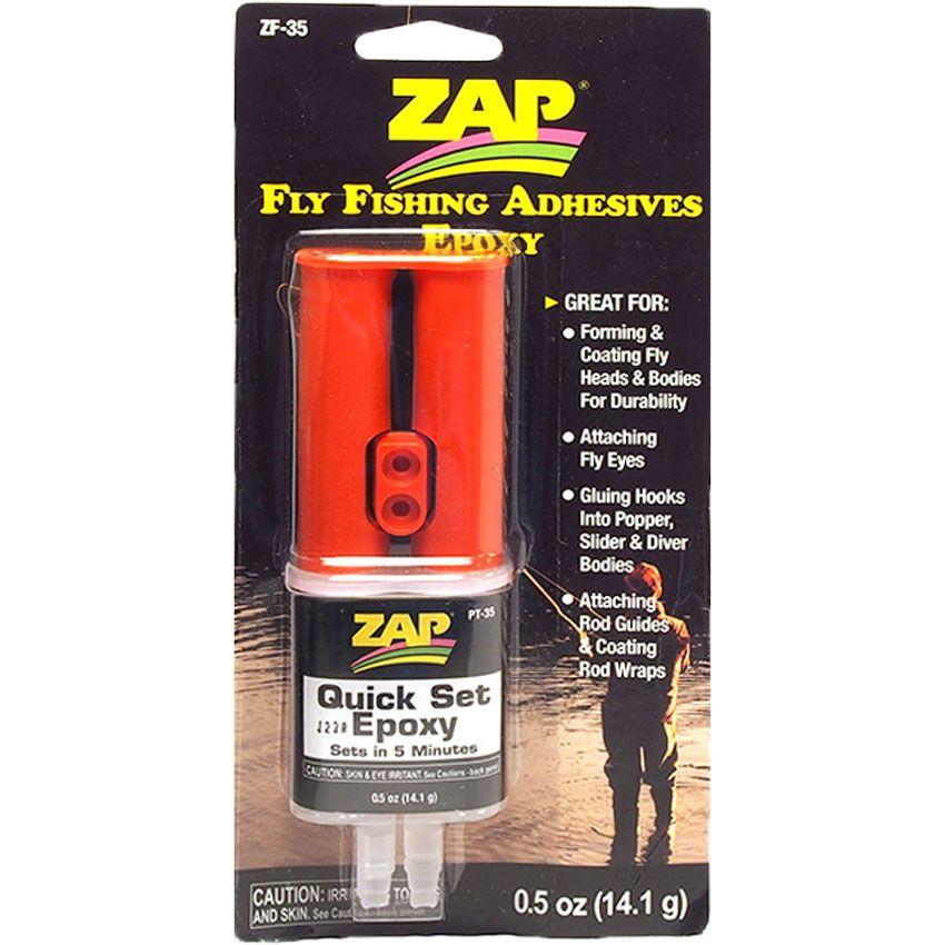 Epoxy Zap 5 Min
