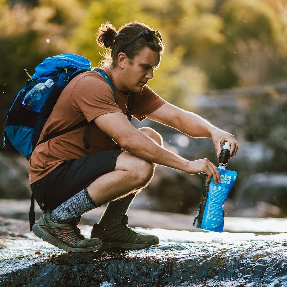 Filtro de Água SAWYER Micro Squeeze