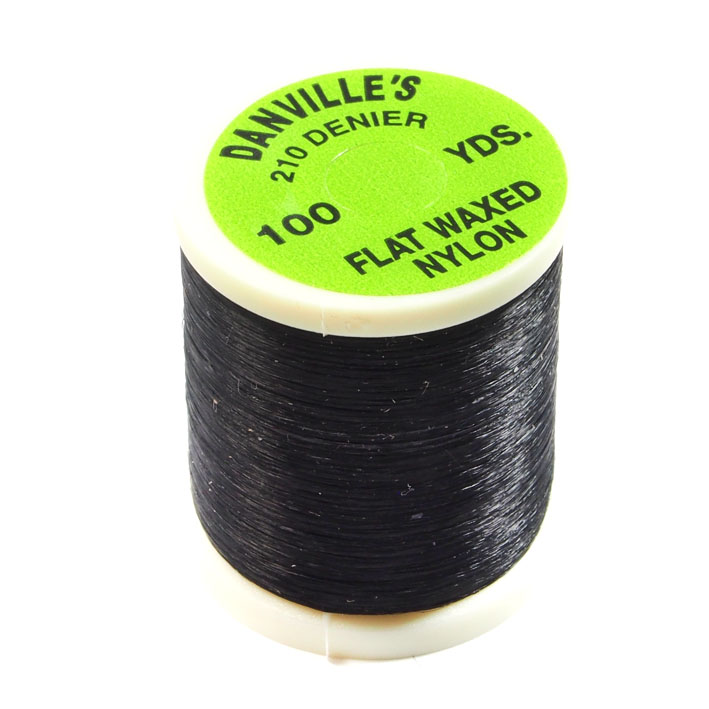 Fio Danville's Flat Waxed Nylon 210 Denier