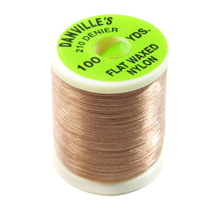 Fio Danville's Flat Waxed Nylon (210 Denier)