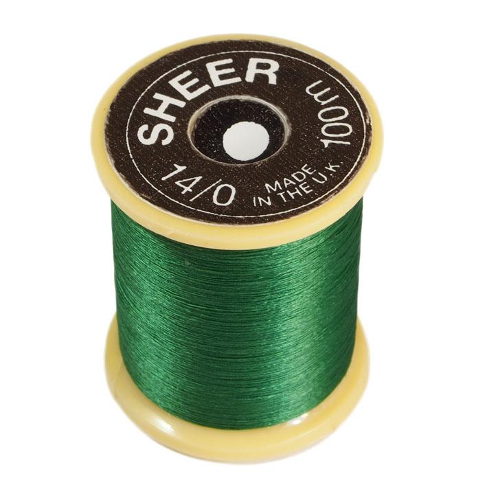 Fio Gordon Griffith 14/0 Sheer Ultrafine Thread 72 Denier