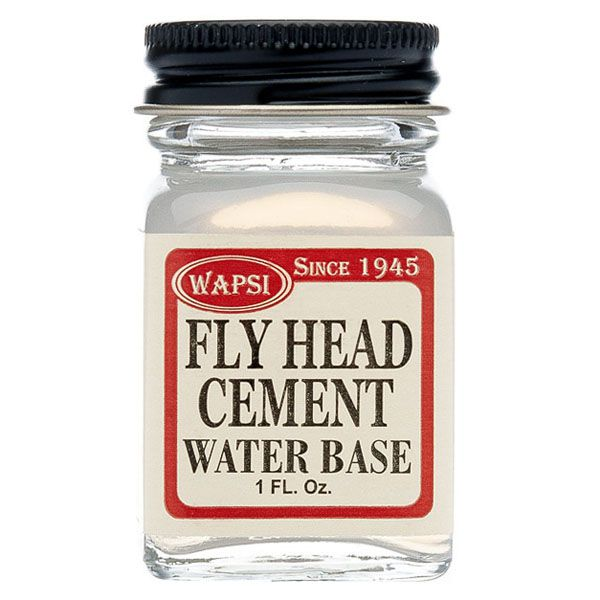Fly Head Cement Wapsi Water Base