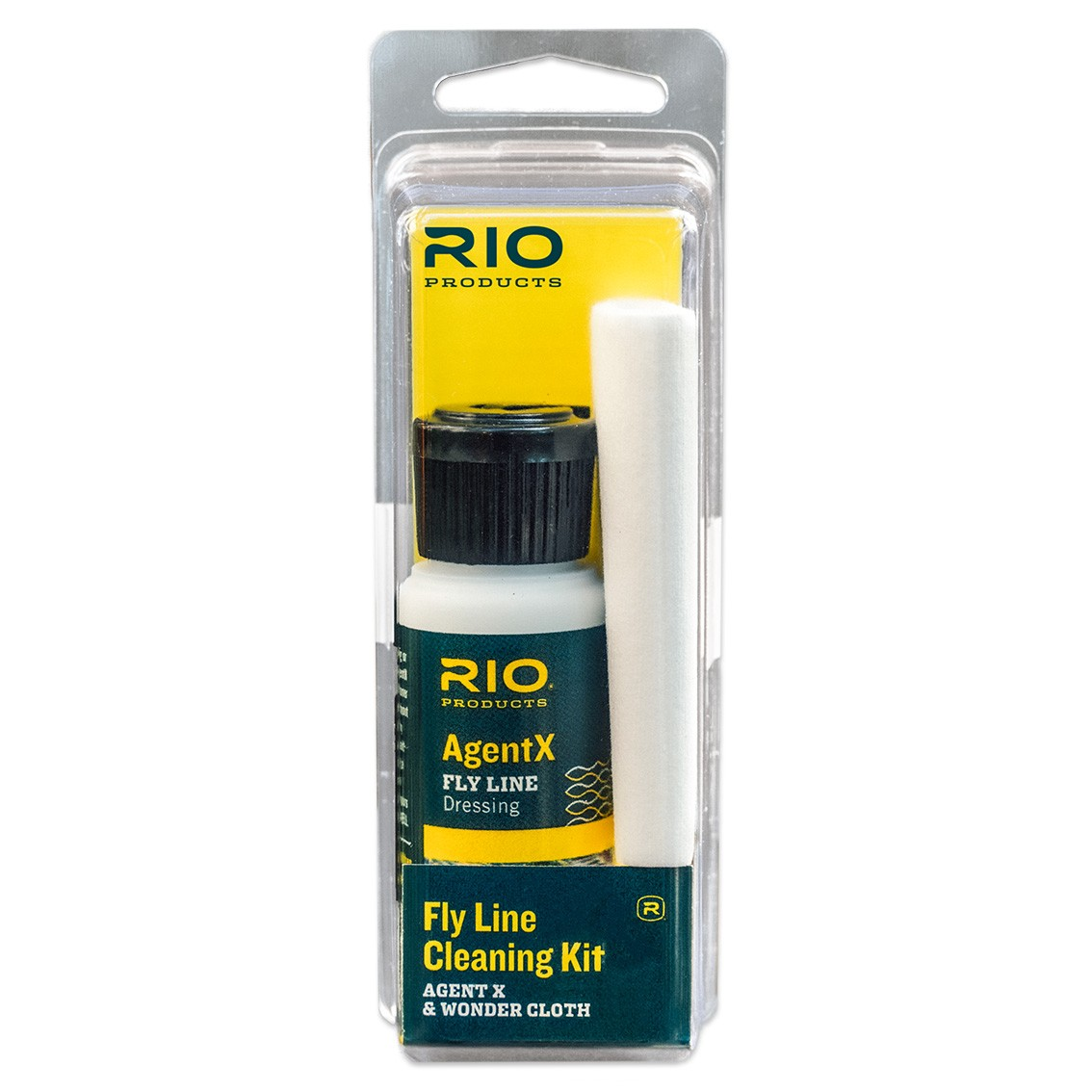 Fly Line Cleaning Kit RIO AgentX