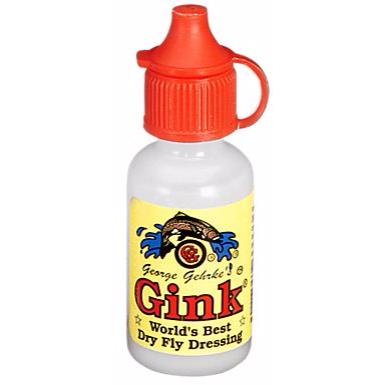 Gel Flutuador para Moscas Gink Dry Fly Dressing