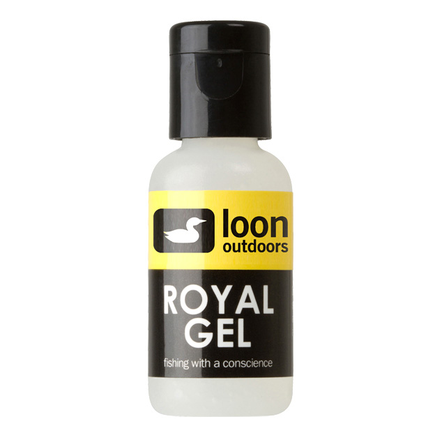 Gel Flutuante para Moscas Loon Outdoors Royal Gel