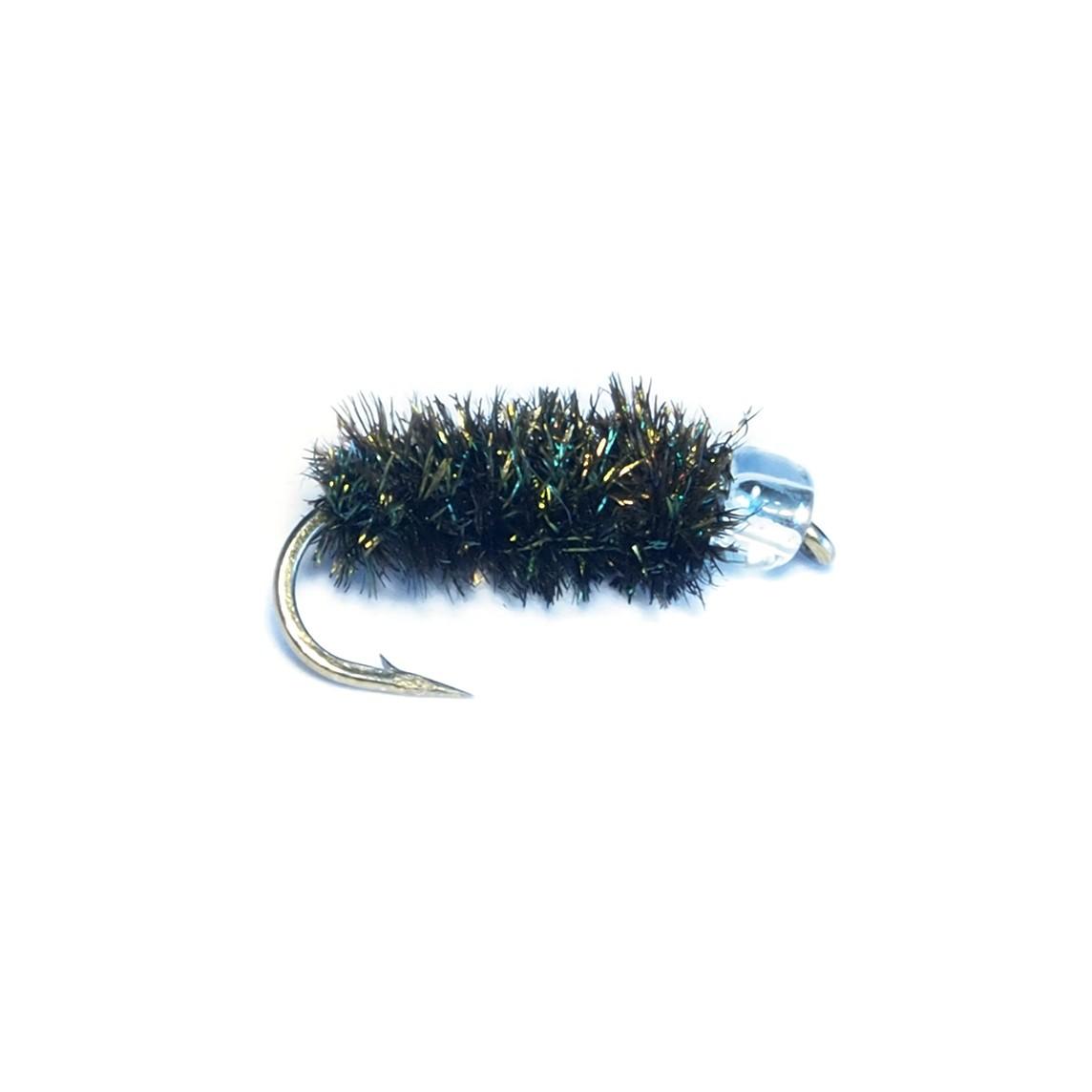 Glass Bead Larva (#16)
