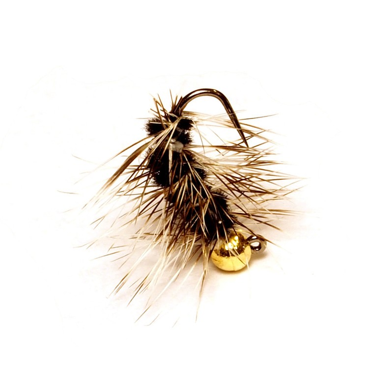 Jig Nymph Griffith's Gnat (tungstênio)