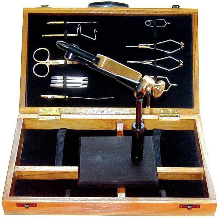 Kit Completo para Atado Airflo Expert Tool Kit