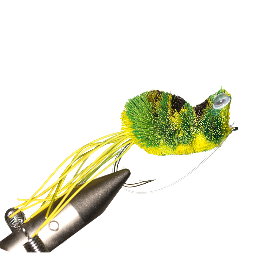 Kit de Moscas Bass Bugs SciFlies
