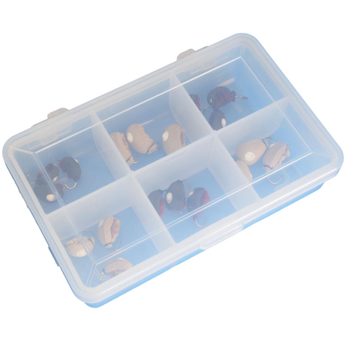 Kit de Moscas Pesqueiro com 18un na Caixa