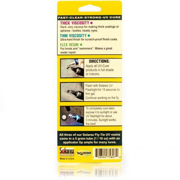Kit de Resinas UV Solarez 3 Pack