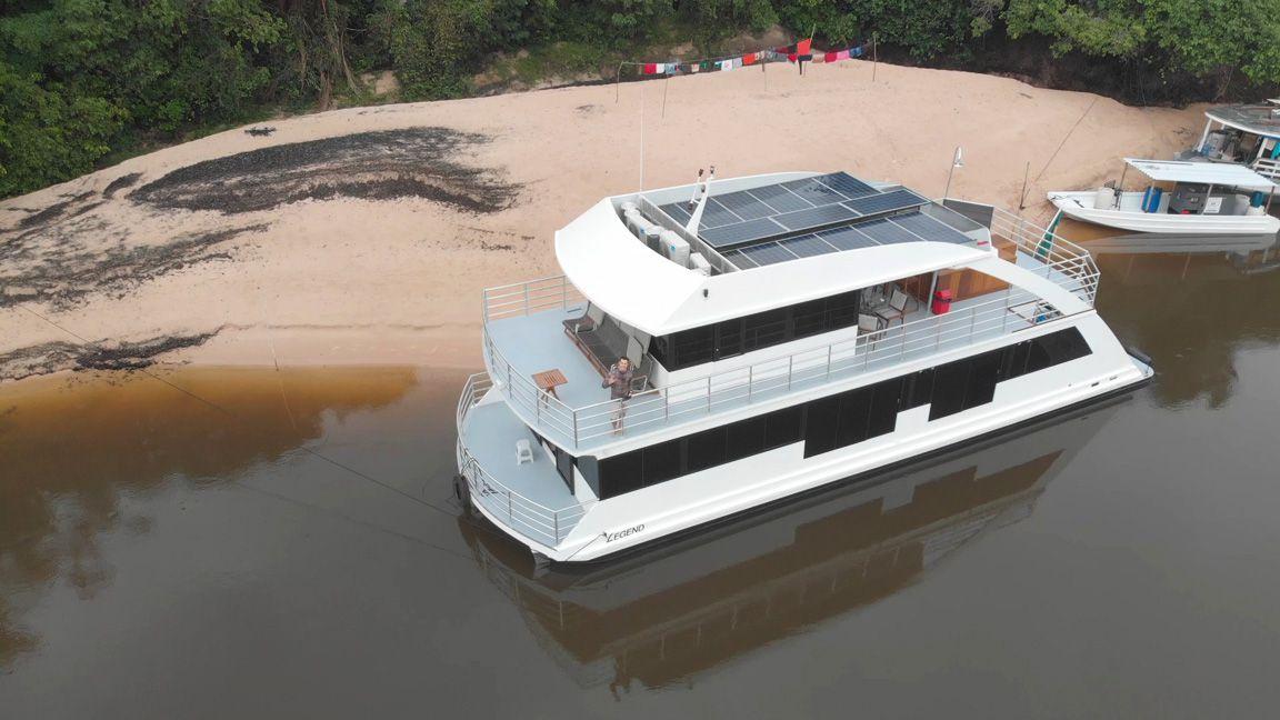 Legend - Rio Abacaxis, Amazônia - 6 dias de pesca (11/Ago a 19/Ago 2019)