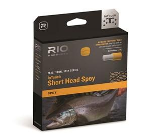 Linha RIO InTouch Short Head Spey
