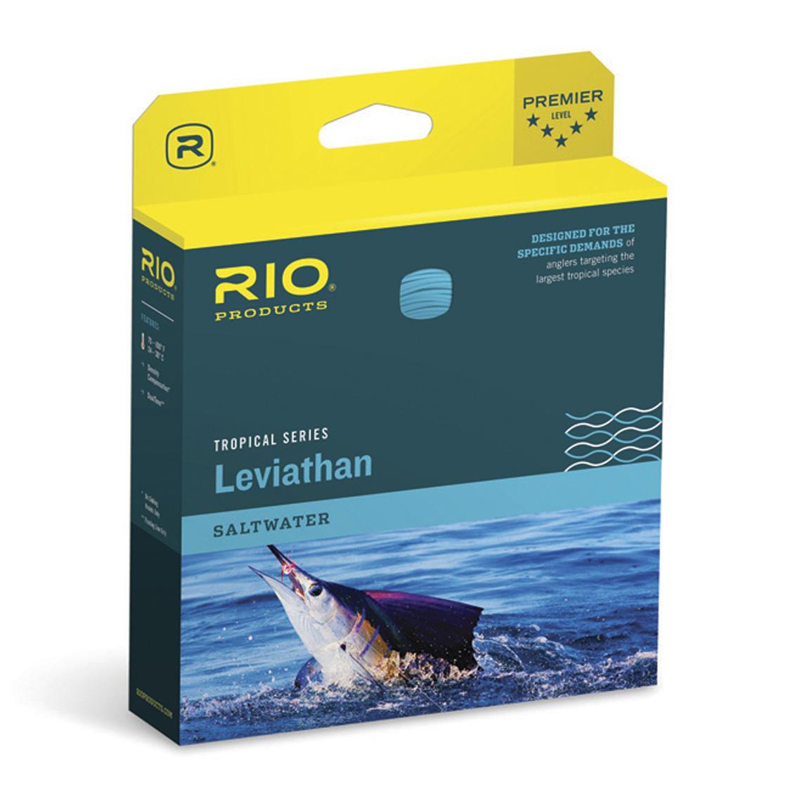 Linha de Fly RIO Leviathan (Sinking Tip de 26' com Running Line Intermediate)
