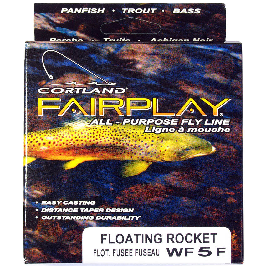 Linha Cortland Fairplay (Floating)