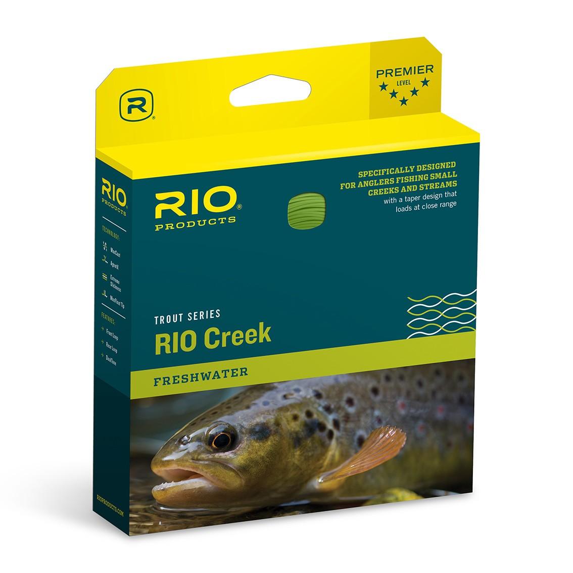 Linha de Fly RIO Creek (Floating)