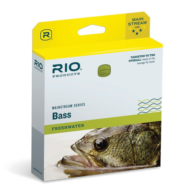 Linha RIO Mainstream Bass (Floating)