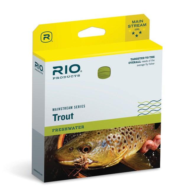 Linha de Fly RIO Mainstream Trout (Floating)