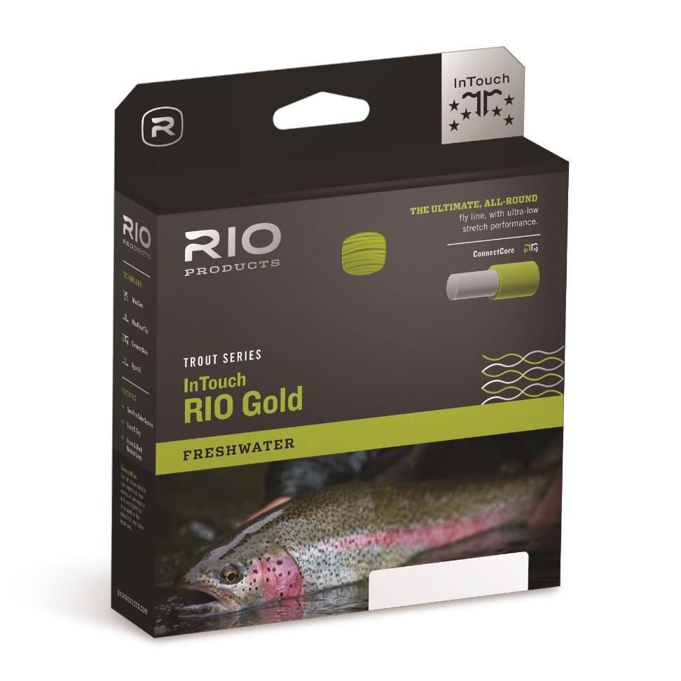 Linha de Fly RIO Premier Gold (Floating)