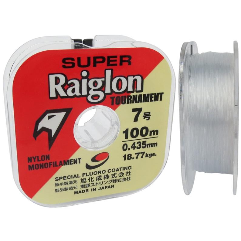 Linha Super Raiglon Tournament 100m
