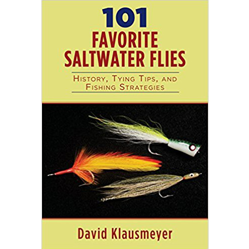 Livro 101 Favorite Saltwater Flies (David Klausmeyer)