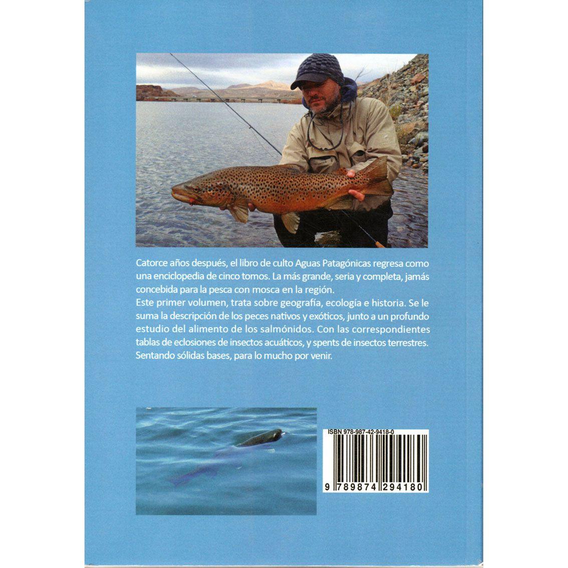 Livro Aguas Patagónicas I (Diego Flores)