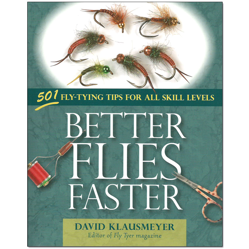 Livro Better Flies Faster (David Klausmeyer)