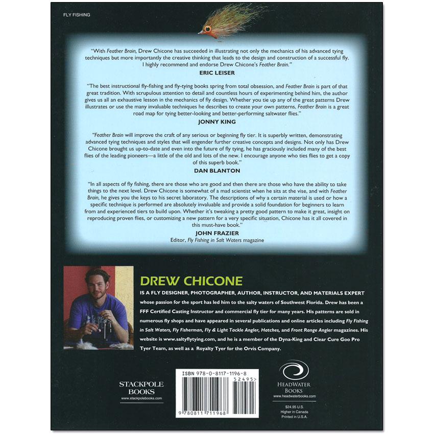 Livro Feather Brain (Drew Chicone)