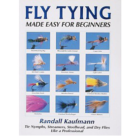 Livro Fly Tying Made Easy for Beginners (Randall Kaufmann)