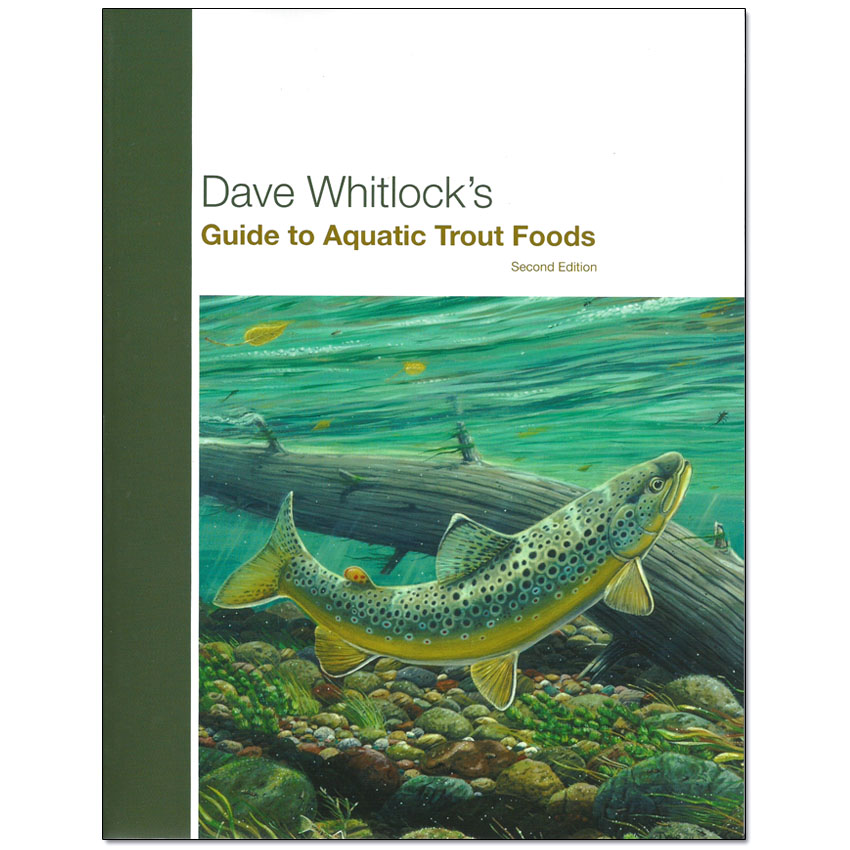 Livro Guide to Aquatic Trout Foods (Dave Whitlock's)