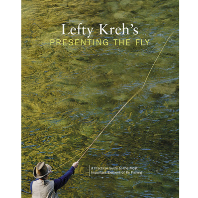 Livro Lefty Kreh's Presenting the Fly (Lefty Kreh)