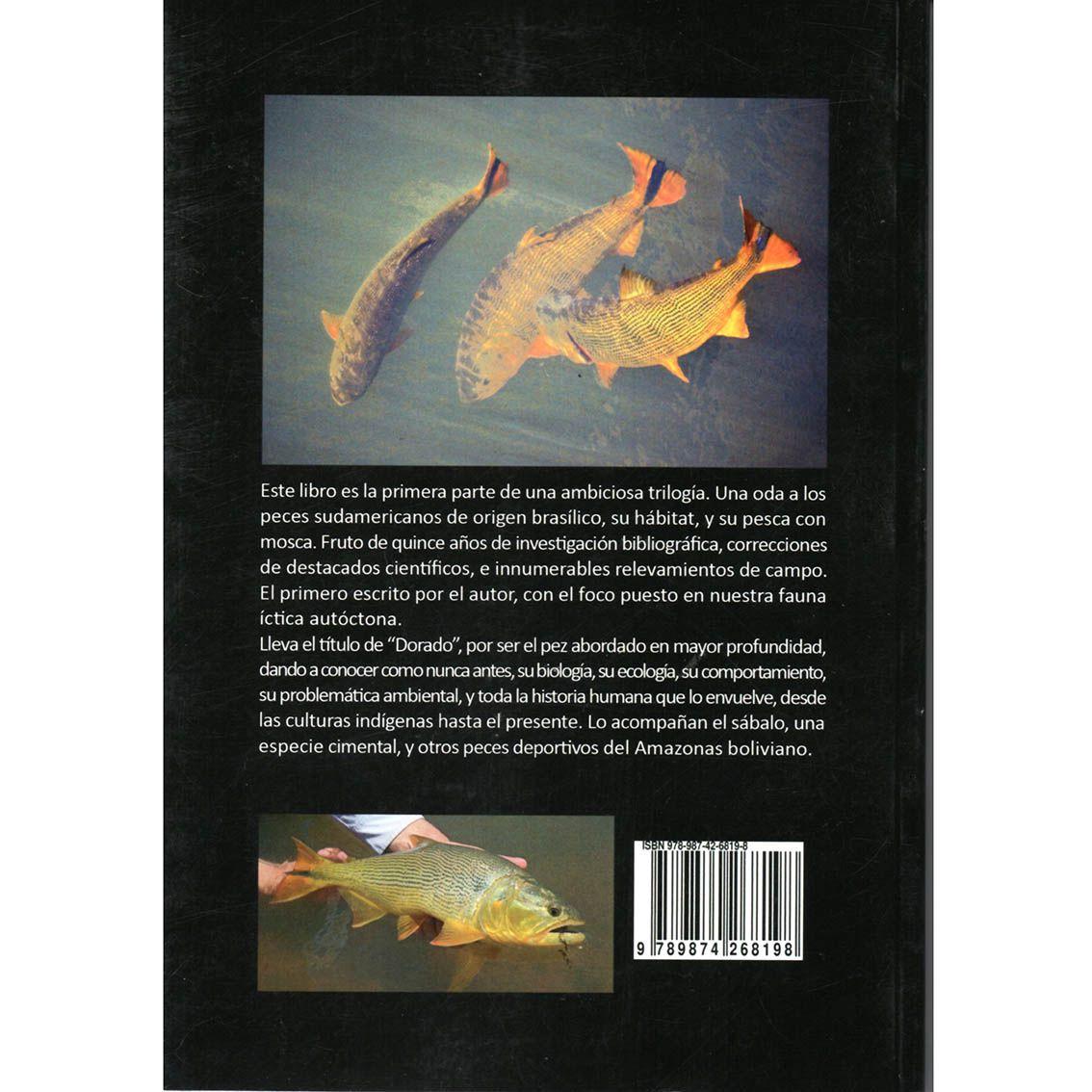 Livro Oro Del Agua - Volumen I: Dorado (Diego Flores)