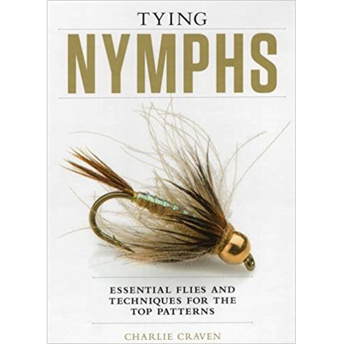 Livro Tying Nymphs (Charlie Craven)