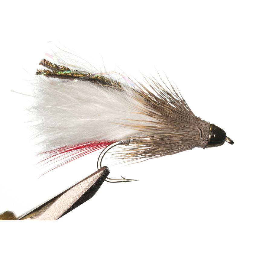 Marabou Muddler Cone Head